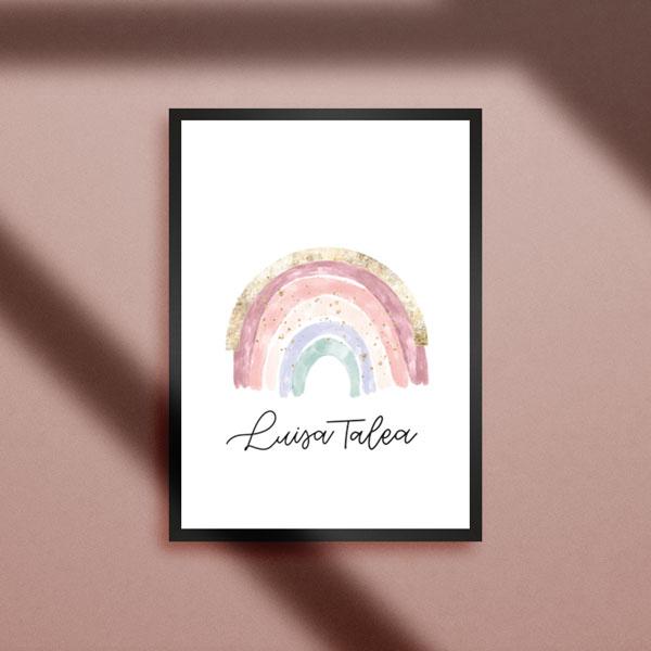 poster-personalisiert-maedchen